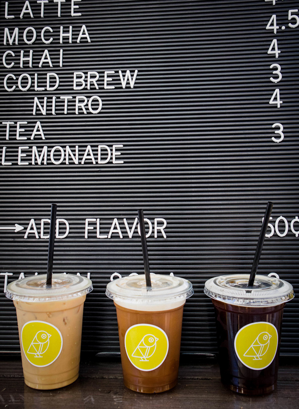 Phoenix's best hot and cold coffee drinks served up daily.