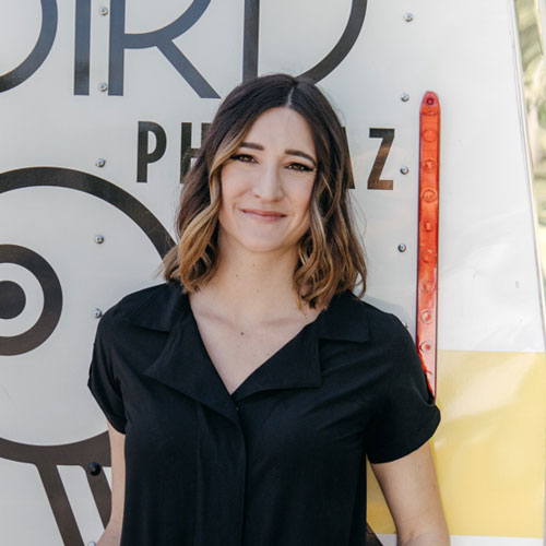 Founder, owner, proud server of Early Bird Phx coffee